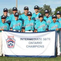 Intermediate Team Ontario